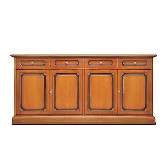 Sideboard sala de estar Classic 4 puertas 4 cajones