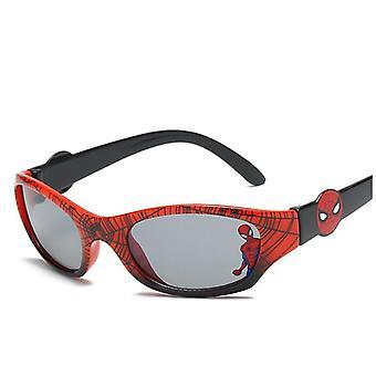 نظارات شمسية للأطفال، نمط العنكبوت، تصميم استعادة، الطرق القديمة، نظارات