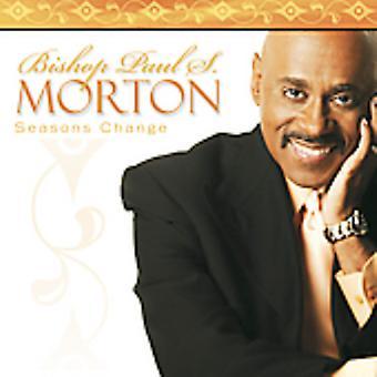 Morton, Bishop Paul S. - Season's Change [CD] USA import