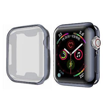 Klocka Cover Case För Apple Watch Series Band mål Slim All Inclusivetpu fall