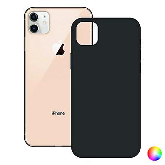 Case iPhone 12 Pro Max KSIX Soft Silicone/Pink