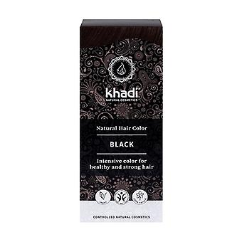 Black vegetable dye 100 g (Black)