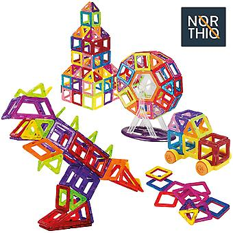 Northio, Magnetic Building Toys - 110 Parts