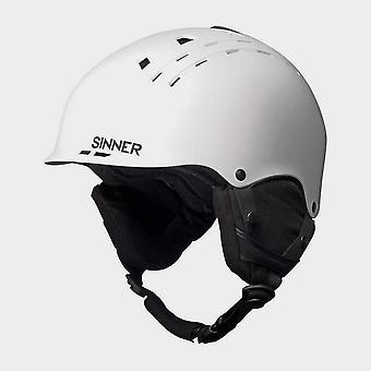 SINNER Pincher Helmet White