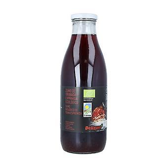 Organic Pomegranate Juice 1 L