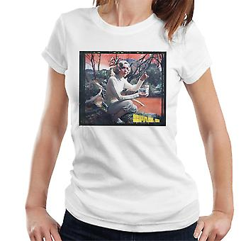 Space 1999 Helena Russell Matter Of Life And Death Women's T-Shirt