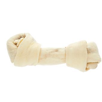 Ferribiella Knotted Bleached Bone  (Dogs , Treats , Natural Treats)