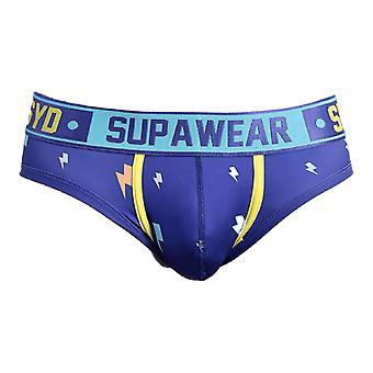 Supawear Sprint Thunda Brief Underwear Lightning | Men's Underwear | Men's Slip