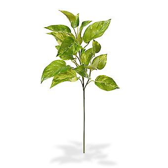 Kunstig pothos gren 50 cm