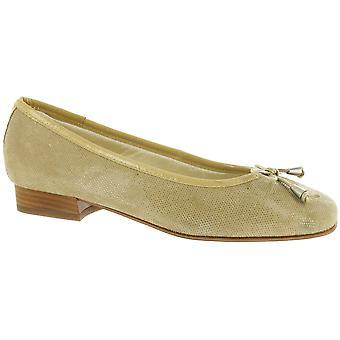 Riva Provenza pescado Suede Ballet / zapatos de mujer