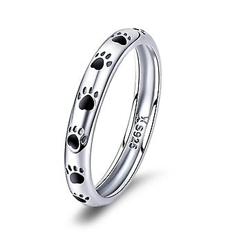 Single Stackable Finger Rings (set 5)