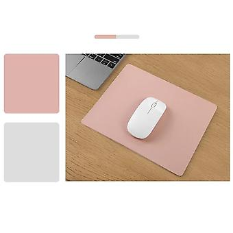 Double-side Pu Anti-slip Mousepad Rubber Game Desk Mat