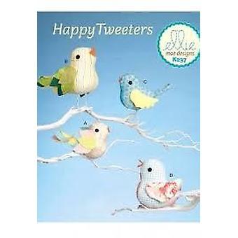 Kwik Sew Sewing Pattern Ellie K237 0237 Happy Tweeters Birds OS