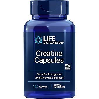Life Extension Creatine Vegicaps 120