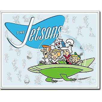 Jetsons retro-tin-merkki