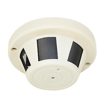 Micro-Video Surveillance Camera PNI SPY04 2MP POE with microSD card slot card slot hidden in smoke sensor