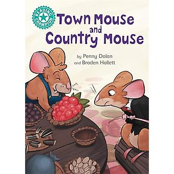 Reading Champion Town Mouse and Country Mouse-kirjoittanut Penny Dolan