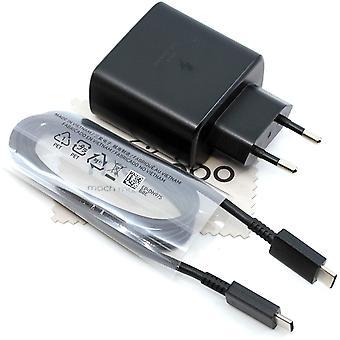 FengChun Ladegerät für Original Samsung EP-TA845 45W für Samsung Galaxy S20 Ultra S20 Ultra 5G S10