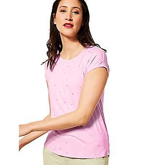 Gata ett 316269 T-Shirt, Perlate Rosa, 46 Kvinna