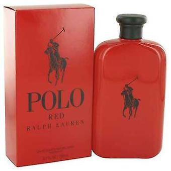 Polo Red de Ralph Lauren Eau De Toilette Spray 6.7 Oz (hombres) V728-514871