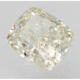 Sertifioitu 0,71 Karat H Väri VVS1 Tyyny Natural Loose Diamond 5.03x4.52mm
