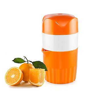 Juicer Cup Manual Rotating Hand Squeezing Portable Juice Maker Fruit