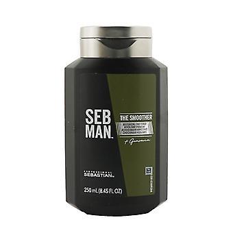 Sebastian Seb Man The Smoother (Moisturizing Conditioner) 250ml/8.45oz