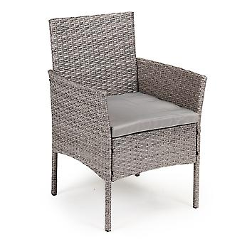 Tuinset de luxe - 2 stoelen - bank - tafel