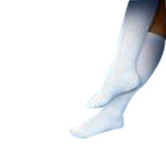 Jobst Jobst Sensifoot Knee High Navy Socks, Large each