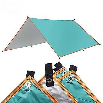 4x3m Awning Waterproof Tarp Tent Shade Ultralight Garden Canopy Sunshade Outdoor Camping Hammock