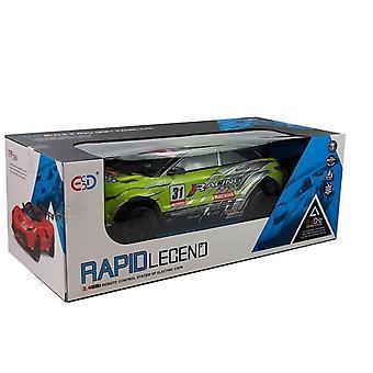 Offroad Auto 2.4G lenkbar - grün - 1:10
