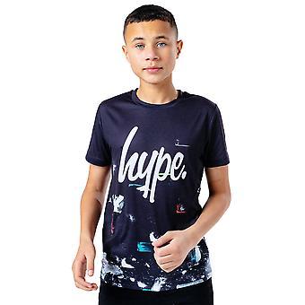 Hype Lasten/Lasten Taide Splat T-paita