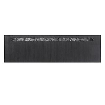 Silverstone 5.25inch Slim ODD Bay with Internal 2.5inch Bay - Black (SST-FP58B)