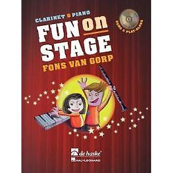 Fun On Stage for Clarinet and Piano