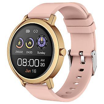Naiset Chronus Smart Watch, Bluetooth Local Music Call MP3 Player TWS, Aktiivisuuden seuranta (vihreä)
