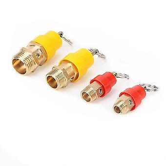 Válvulas de plomería compresor de aire válvula de alivio de seguridad sm154338
