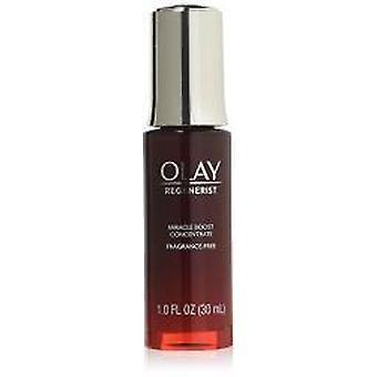 Olay Regenerist Miracle Boost Concentrate Advanced Anti-Aging Sérum Sans Parfum, 1 oz