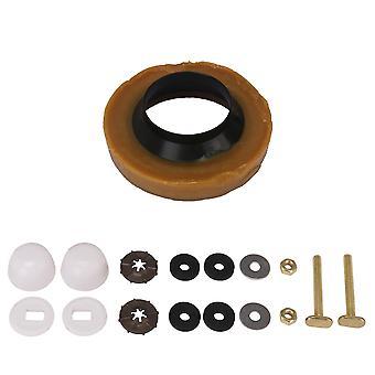 Putki adapterit holkkien halkaistu wc kulho laippa paksu vaha tiivistys rengassarja 7-11cm tyyppi1