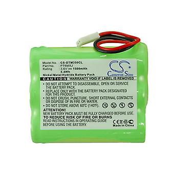 Cameron Sino Dtm350Cl Battery Replacement For Bosch Cordless Phone
