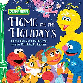 Home for the Holidays by Craig Manning & Sesame Workshop