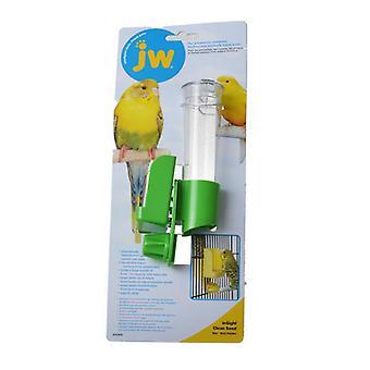 """JW Insight Clean Seed Silo Bird Feeder - Regular - (2.25""""W x 6.75""""H)"""