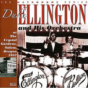 .Duke Ellington & His Orchestra - At the Crystal Gardens 1952 [CD] USA import