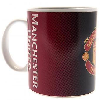 Manchester United FC Heat Changer Mug