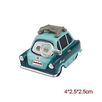 Disney pixar cars 2 3 lightning mcqueen toys(Professor Z)