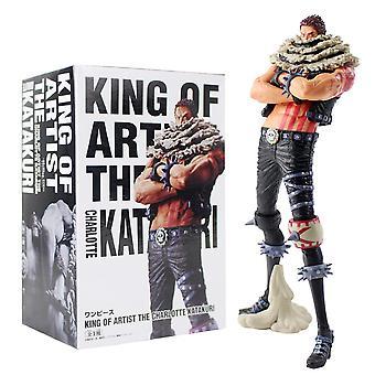 24cm Charlotte Katakuri Pvc Figurki Figurki Katakuri Zabawki