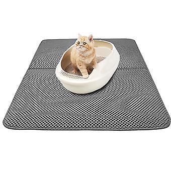 Faltendes Honeycomb Eva Double Layer KatzenstreuPad