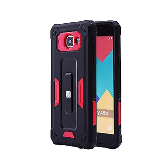 32nd Hard Defender case for Samsung Galaxy A5 (2016) SM-A510 - Red