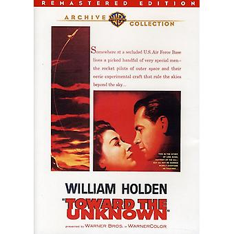Toward the Unknown (1956) [DVD] USA import