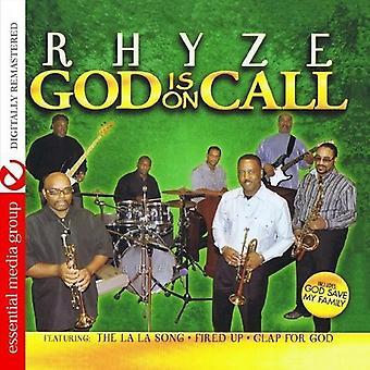 Rhyze - 神は呼び出し [CD] USA 輸入