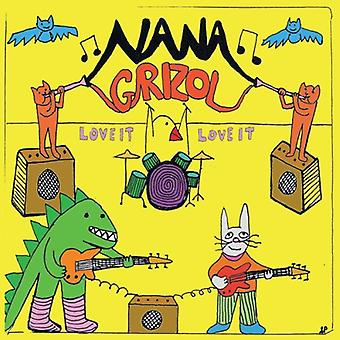 Nana Grizol - Love It Love It [CD] USA import